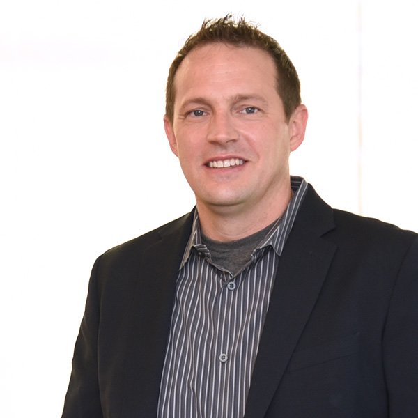 Photo of Chris Lake, Chief Operating Officer