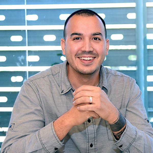 Photo of Ruben Torrez, Operations Manager